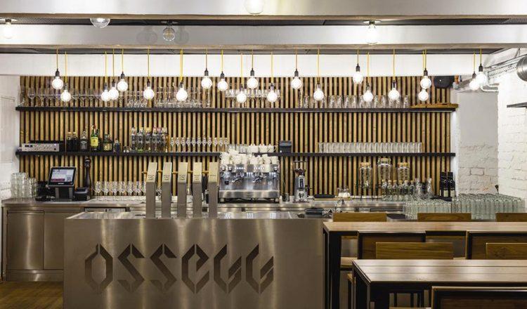 OSSEGG Praha – Pivovar & Restaurace